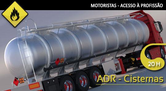 ADR – Especialização Cisternas