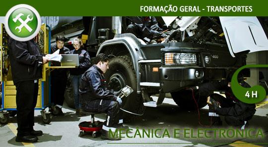 Mecânica e Electrónica