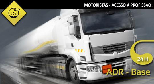 ADR Base Inicial – Transporte de Mercadorias Perigosas