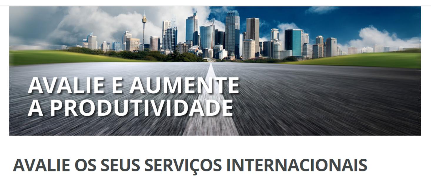 Simulador – Westcargo | Serviços Internacionais