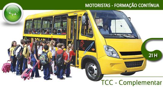 TCC – Transporte Colectivo de Crianças – Complementar