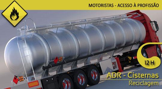 ADR Cisternas – Reciclagem