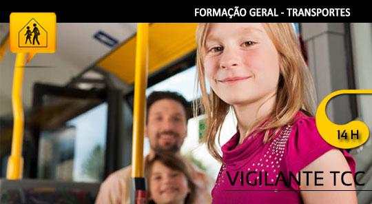Vigilante de Transporte Colectivo de Crianças