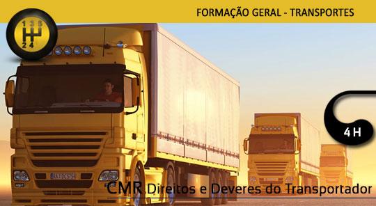 CMR – Direitos e Deveres do Transportador